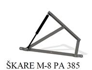 ŠKARE M-8 PA 385 PLINSKI AMORTIZER