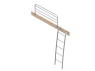 Ljestve i ograda kreveta