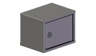ORMARIĆ 200x150 h=200 mm VRATA 2,5 mm