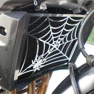 Decorative radiator grille